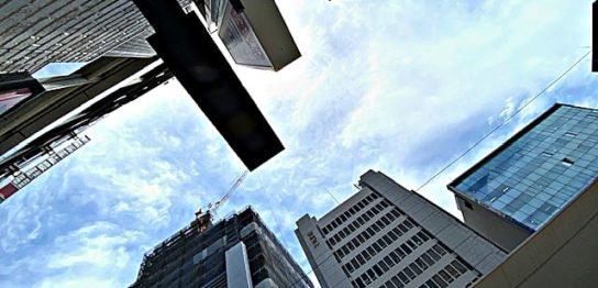広島市紙屋町風景